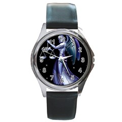 1474578215458 Round Metal Watch by CARE
