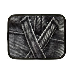 Backdrop Belt Black Casual Closeup Netbook Case (small)  by Nexatart