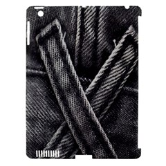Backdrop Belt Black Casual Closeup Apple Ipad 3/4 Hardshell Case (compatible With Smart Cover)
