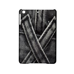 Backdrop Belt Black Casual Closeup Ipad Mini 2 Hardshell Cases by Nexatart
