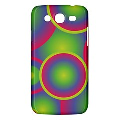 Background Colourful Circles Samsung Galaxy Mega 5 8 I9152 Hardshell Case