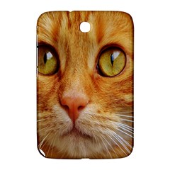 Cat Red Cute Mackerel Tiger Sweet Samsung Galaxy Note 8 0 N5100 Hardshell Case  by Nexatart