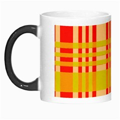 Check Pattern Morph Mugs by Nexatart