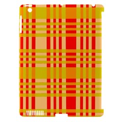 Check Pattern Apple Ipad 3/4 Hardshell Case (compatible With Smart Cover) by Nexatart