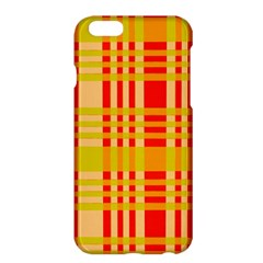 Check Pattern Apple Iphone 6 Plus/6s Plus Hardshell Case by Nexatart