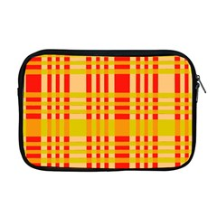 Check Pattern Apple Macbook Pro 17  Zipper Case by Nexatart