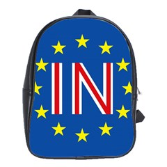 Britain Eu Remain School Bags(large)