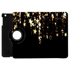 Christmas Star Advent Background Apple Ipad Mini Flip 360 Case by Nexatart