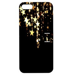 Christmas Star Advent Background Apple Iphone 5 Hardshell Case With Stand by Nexatart