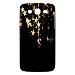 Christmas Star Advent Background Samsung Galaxy Mega 5 8 I9152 Hardshell Case  by Nexatart