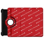 Christmas Paper Background Greeting Kindle Fire HD 7  Front