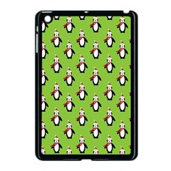 Christmas Penguin Penguins Cute Apple Ipad Mini Case (black)