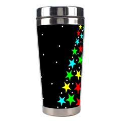 Christmas Time Stainless Steel Travel Tumblers by Nexatart