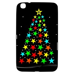 Christmas Time Samsung Galaxy Tab 3 (8 ) T3100 Hardshell Case  by Nexatart