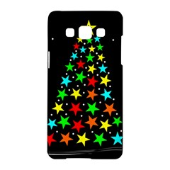 Christmas Time Samsung Galaxy A5 Hardshell Case  by Nexatart