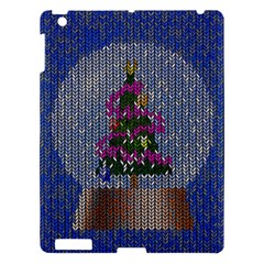 Christmas Snow Apple Ipad 3/4 Hardshell Case