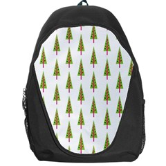 Christmas Tree Backpack Bag