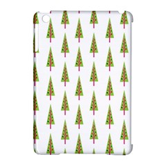 Christmas Tree Apple Ipad Mini Hardshell Case (compatible With Smart Cover) by Nexatart