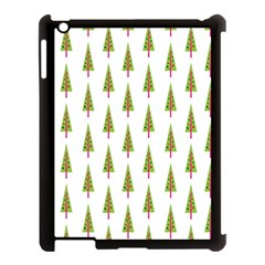 Christmas Tree Apple Ipad 3/4 Case (black) by Nexatart