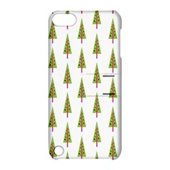 Christmas Tree Apple Ipod Touch 5 Hardshell Case With Stand by Nexatart
