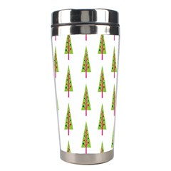 Christmas Tree Stainless Steel Travel Tumblers