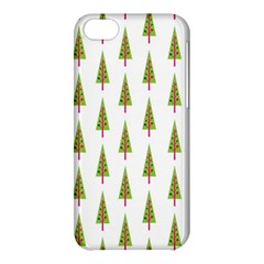 Christmas Tree Apple Iphone 5c Hardshell Case by Nexatart