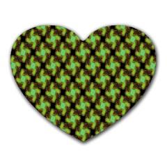 Computer Graphics Graphics Ornament Heart Mousepads