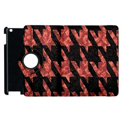 Dogstooth Pattern Closeup Apple Ipad 2 Flip 360 Case by Nexatart