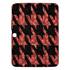 Dogstooth Pattern Closeup Samsung Galaxy Tab 3 (10 1 ) P5200 Hardshell Case