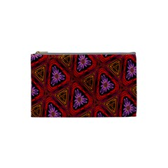 Computer Graphics Graphics Ornament Cosmetic Bag (small)