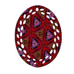 Computer Graphics Graphics Ornament Oval Filigree Ornament (two Sides)