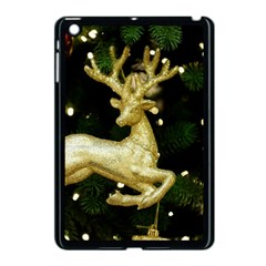 December Christmas Cologne Apple Ipad Mini Case (black) by Nexatart