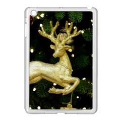 December Christmas Cologne Apple Ipad Mini Case (white) by Nexatart