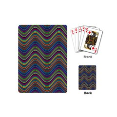 Decorative Ornamental Abstract Playing Cards (mini)
