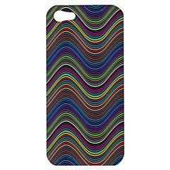 Decorative Ornamental Abstract Apple Iphone 5 Hardshell Case by Nexatart