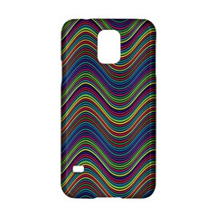 Decorative Ornamental Abstract Samsung Galaxy S5 Hardshell Case  by Nexatart