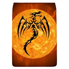 Dragon Fire Monster Creature Flap Covers (s)  by Nexatart