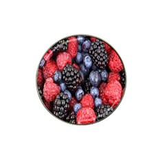 Forest Fruit Hat Clip Ball Marker by Nexatart
