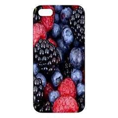 Forest Fruit Apple Iphone 5 Premium Hardshell Case