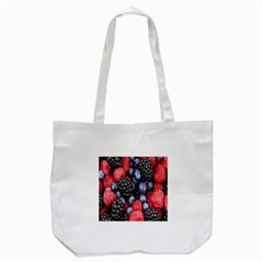 Forest Fruit Tote Bag (white)