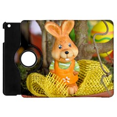 Easter Hare Easter Bunny Apple Ipad Mini Flip 360 Case by Nexatart