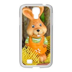 Easter Hare Easter Bunny Samsung Galaxy S4 I9500/ I9505 Case (white)