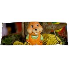 Easter Hare Easter Bunny Body Pillow Case Dakimakura (two Sides)
