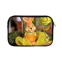 Easter Hare Easter Bunny Apple iPad Mini Zipper Cases by Nexatart