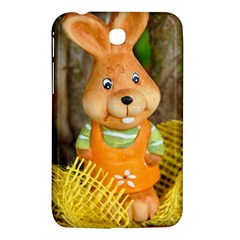 Easter Hare Easter Bunny Samsung Galaxy Tab 3 (7 ) P3200 Hardshell Case  by Nexatart