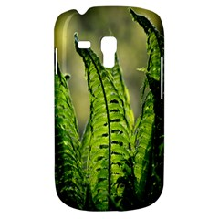 Fern Ferns Green Nature Foliage Galaxy S3 Mini by Nexatart