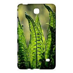 Fern Ferns Green Nature Foliage Samsung Galaxy Tab 4 (8 ) Hardshell Case  by Nexatart