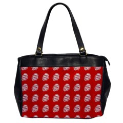 Happy Chinese New Year Pattern Office Handbags by dflcprints