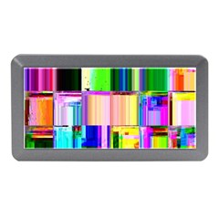 Glitch Art Abstract Memory Card Reader (mini)