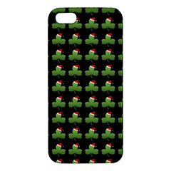 Irish Christmas Xmas Apple Iphone 5 Premium Hardshell Case by Nexatart